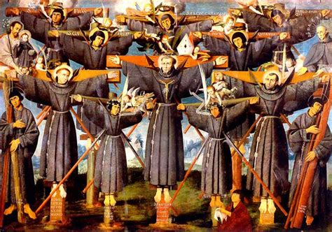 memorial of st paul miki and companions the catholic catalogue
