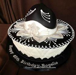 40th Birthday Decorations Sombrero Cake Sweet Discoveries