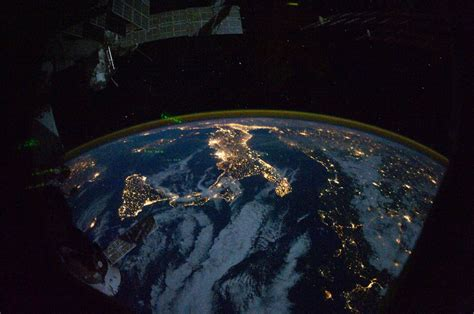 meteo web tv gulp quot quot gli astronauti e la terra vista