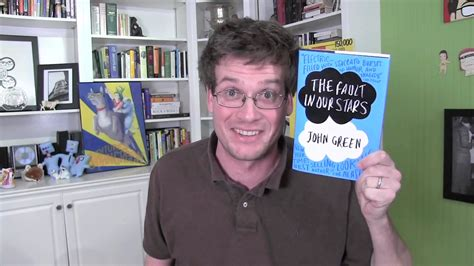 the fault in our stars by john green reviews discussion author john green admits he was wrong about twilight