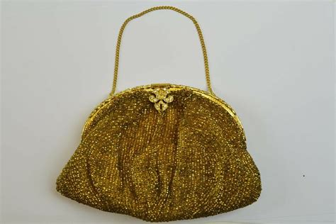 vintage beaded purses 1950s vintage beaded evening bags home 187 1950s vintage evening