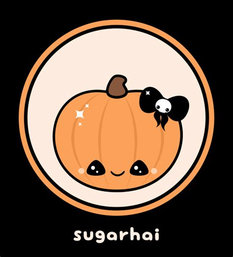 imagenes kawaii halloween cute animated halloween gif with kawaii pumpkin cute