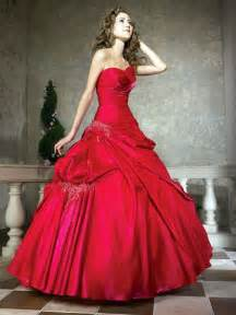Christmas Wedding Dresses Red » Ideas Home Design