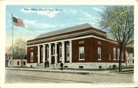 post office charles city ia