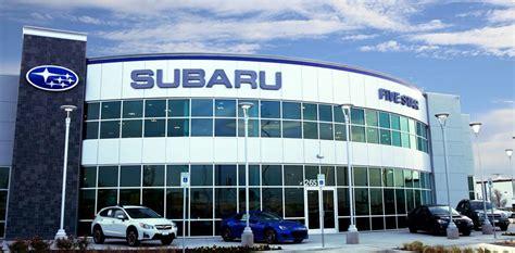 the largest subaru dealership in america five subaru