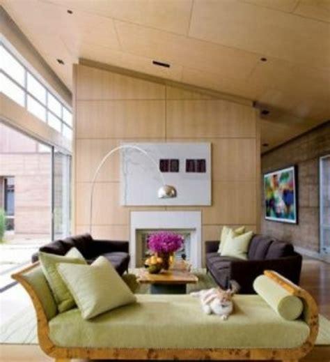 ideen für wohnzimmer wandgestaltung taubenblau rot