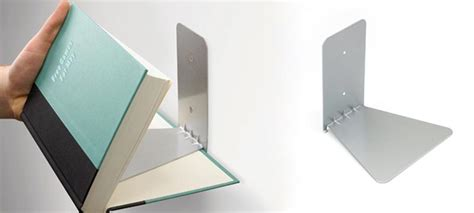 conceal floating bookshelf by umbra