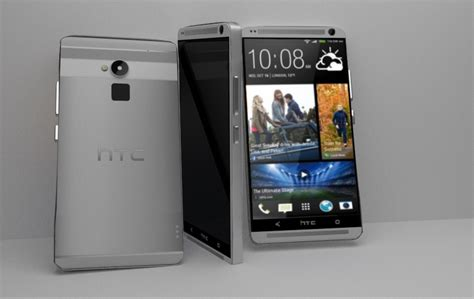 Htc One Max White Htc One Max White 3d Model Blend Cgtrader