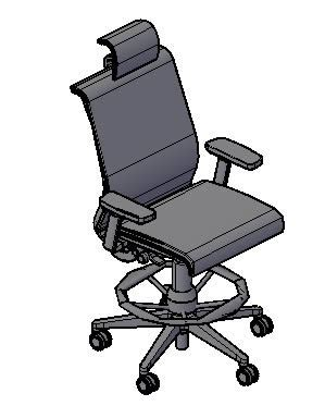 Office Chair Autocad Drawing Office Chair In Autocad Drawing Bibliocad