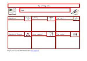 pattern writing frame story writing frame supported with widgit symbols by