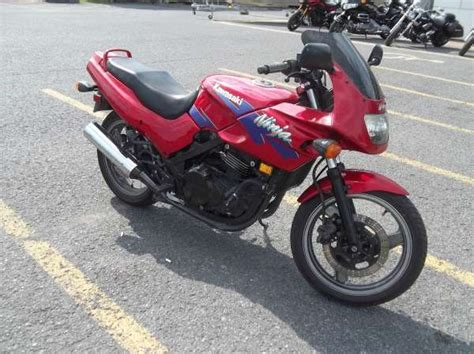 Motorcycle Dealers Cornwall by Kawasaki 500 1995 Used Motorcycle For Sale In