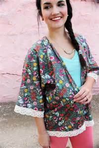 free pattern kimono kimono jacket free pattern and tutorial sewcaroline
