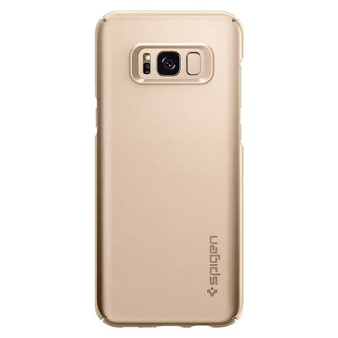 чехол spigen thin fit gold maple для samsung galaxy s8