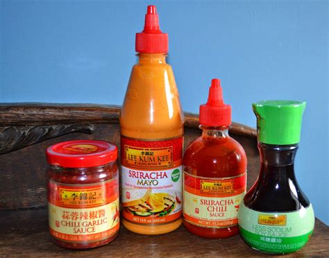 lee kum kee asian products  sauces great addition
