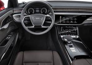 Audi A8 Interior 2018 Audi A8 Officially Revealed Performancedrive