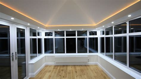 Conservatory Ceiling Lights Led Lighting Systems Conservatory Roofs East