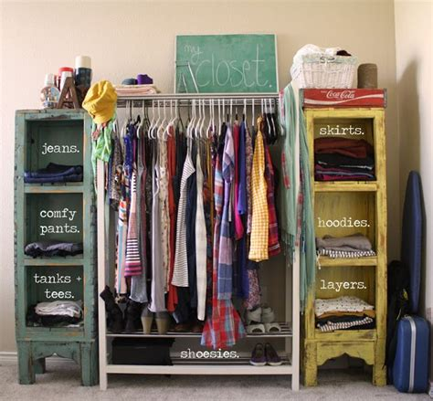 clothing storage solutions 10 alternative clothing storage solutions diy closets