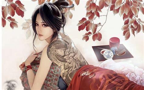 hd  oriental influence wallpaper