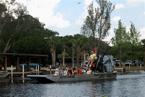 airboat adventures at boggy creek outdoor adventures in kissimmee boggy creek airboat rides