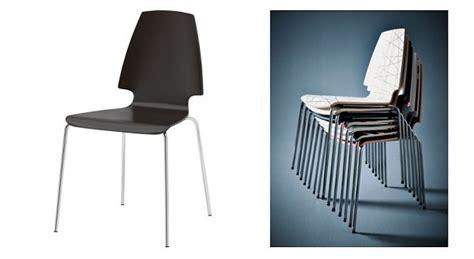 ikea sedie impilabili sedie da cucina le migliori