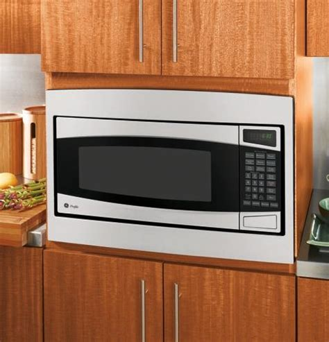 space saver microwaves under cabinet ge profile countertop microwave oven je2160sf ge