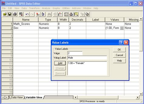 tutorial spss t test independent sles t test with spss