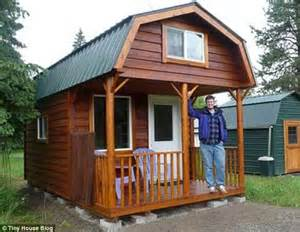 tiny houses which allow their owners be at one with