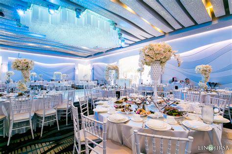 wedding ceremony in glendale ca metropol banquet wedding david