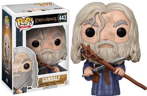 Lord Of The Ring Gandalf lord of the rings gandalf funko pop vinyl figure