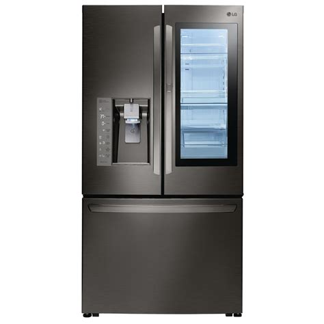 Refrigerator Door by Lg Electronics 24 Cu Ft 3 Door Door Refrigerator