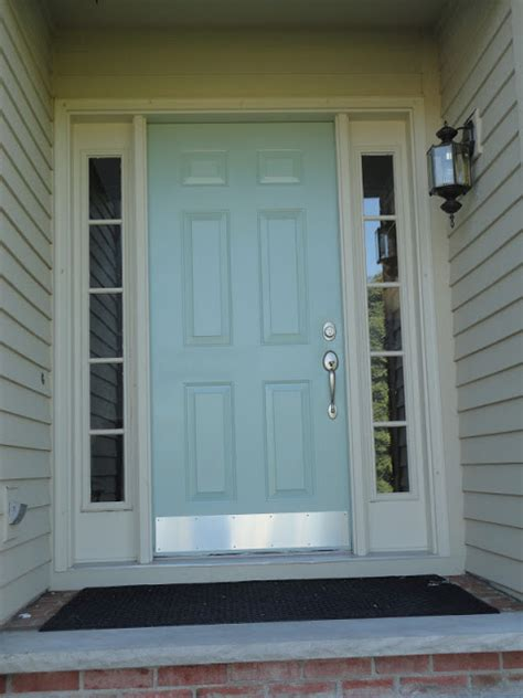 Kick Plates For Front Doors Carnoustie Wyeth Blue Front Door