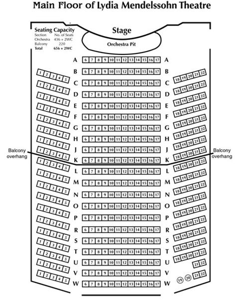michigan theater seating chart michigan theater seating chart seating charts arbor