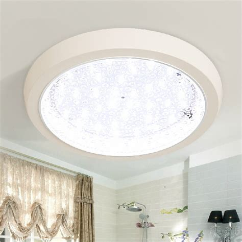 2019 Ceiling Light Modern Stylish Bathroom Lighting Balcony Lights Aisle Lights Bedroom Ls by Free Shipping Modern Kitchen Led Ceiling Lights Surface Mounted Led Ls Kitchen Balcony