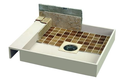 Ready Made Showers Ready Made Tile Pans