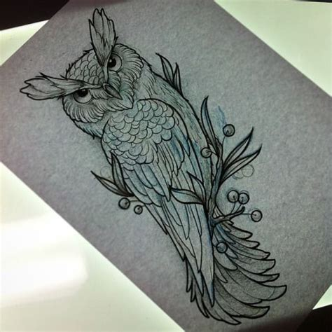 neo traditional owl tattoo neo traditional owl flash search tattoos