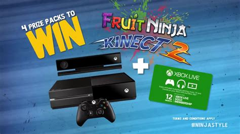 fruit xbox one fruit kinect 2 what is your style trailer