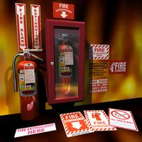 Spray And Deny All Knowledge With The Extinguisher by Free Max Model Extinguisher Cabinet
