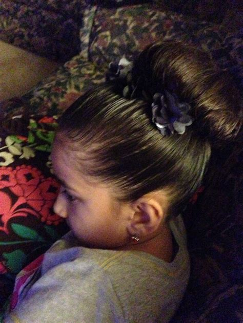 2 grade hiarstyles hannah s updo for her 2nd grade picture day little