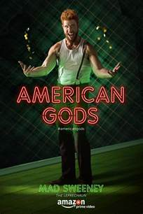 american gods american gods 10 stunning new character posters revealed