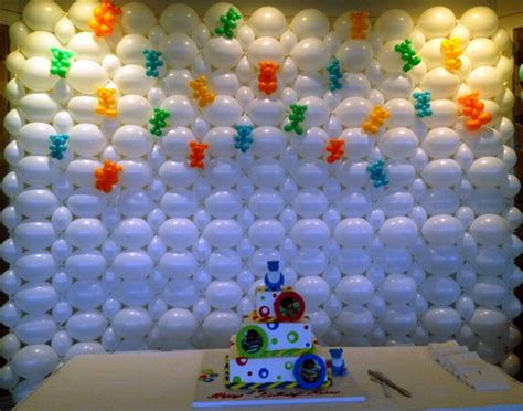 Christmas Home Decor 2014 by Balloon Walls Balloon Walls Latex Balloon Walls