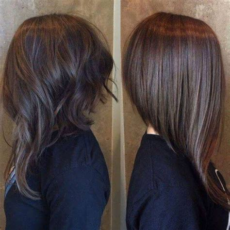 best 25 long aline haircut ideas on pinterest long long aline haircut haircuts models ideas