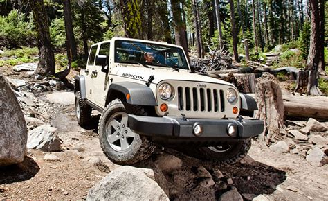 2012 Jeep Wrangler Unlimited Rubicon Review 2012 Jeep Wrangler Unlimited Review Car Reviews