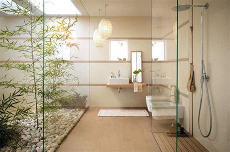 zen interior decorating id 233 es d 233 co pour une salle de bain nature zen madeinmeuble