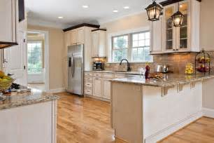 Ideas For New Kitchen Ashton Split Level Contemporary Kitchen Entry