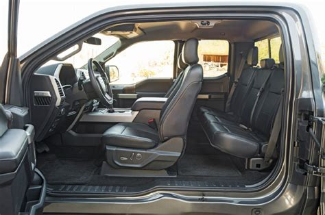 2015 F 150 Xlt Interior by