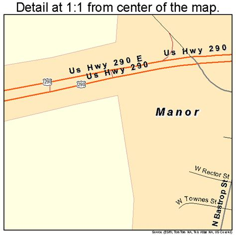 manor texas map manor texas map 4846440