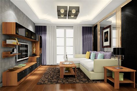 lilac house lilac living room curtains and wooden floors download 3d house