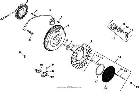 25 hp ch730 kohler engine diagram kohler command 18 hp