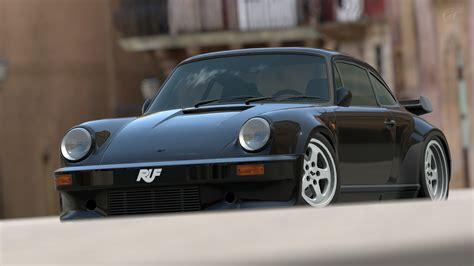 ruf porsche 911 1986 ruf btr porsche 911 turbo by vertualissimo on