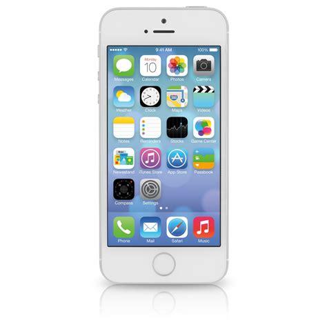 apple iphone   att gb white silver bulk accom